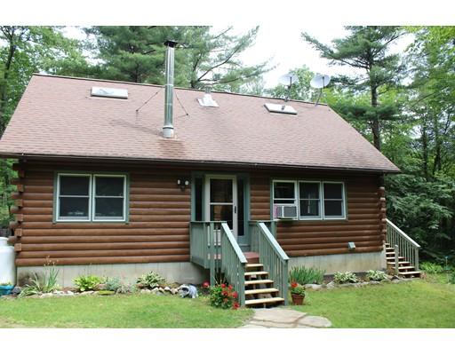 Частный односемейный дом для того Продажа на 10 Rush Road Wendell, Массачусетс 01379 Соединенные Штаты