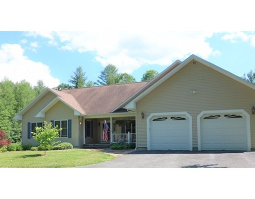 Single Family Home for Sale at 507 Boyden Road Conway, Massachusetts 01341 United States