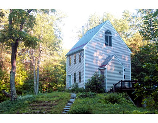 Single Family Home for Sale at 224 Berkshire Trail Cummington, Massachusetts 01026 United States