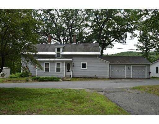 Частный односемейный дом для того Продажа на 13 E Prospect Street Erving, Массачусетс 01344 Соединенные Штаты