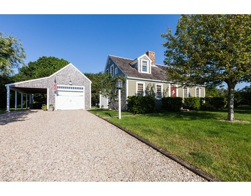 Single Family Home for Sale at 99 Seastrand Way Chatham, Massachusetts 02633 United States
