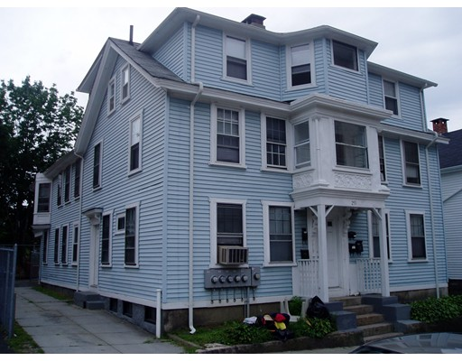 Multi-Family Home for Sale at 251 Pine Street 251 Pine Street Fall River, Massachusetts 02720 United States
