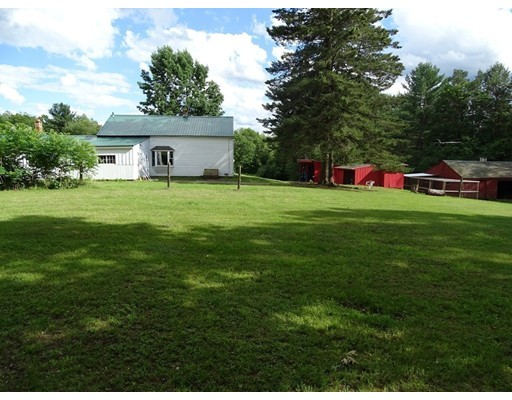 Single Family Home for Sale at 47 North Main Street Templeton, Massachusetts 01468 United States
