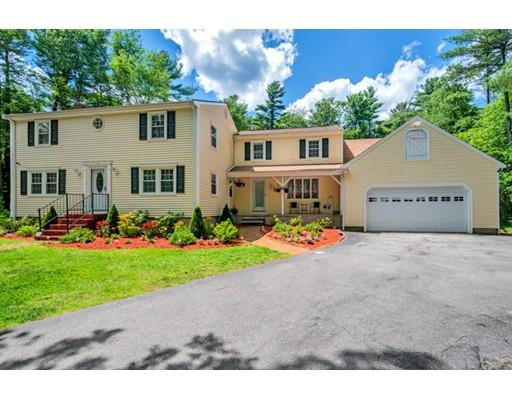 独户住宅 为 销售 在 181 Howard Street Easton, 马萨诸塞州 02375 美国