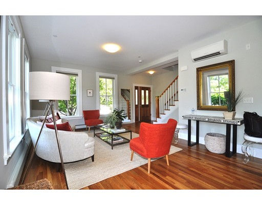 Single Family Home for Rent at 17 Tremont Street Cambridge, Massachusetts 02139 United States