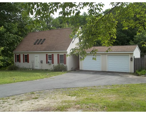Single Family Home for Sale at 50 Baldwinville Road Phillipston, Massachusetts 01331 United States
