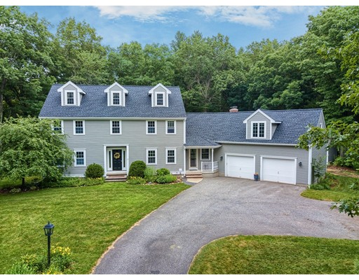 Single Family Home for Sale at 25 Colonial Drive Westford, Massachusetts 01886 United States