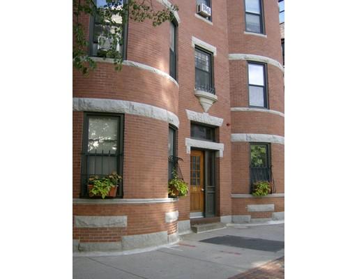 Casa Unifamiliar por un Alquiler en 23 Hemenway Street Boston, Massachusetts 02115 Estados Unidos