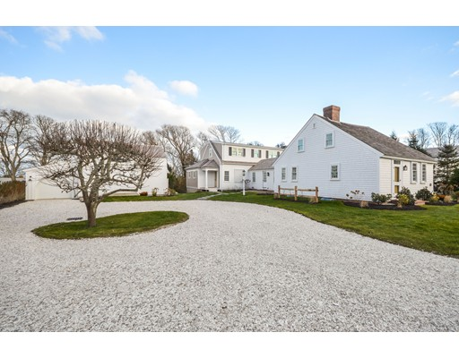 Single Family Home for Sale at 700 Old Harbor Road Chatham, Massachusetts 02650 United States