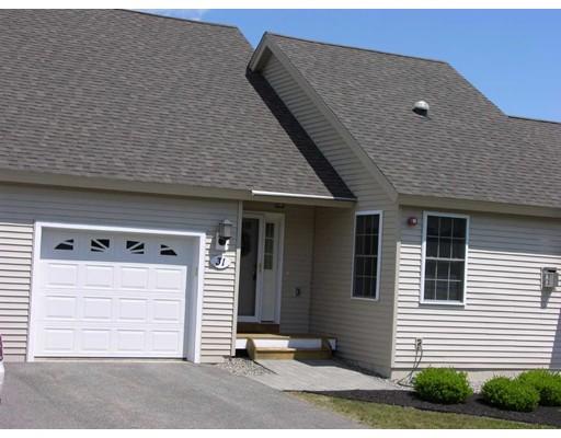 共管式独立产权公寓 为 销售 在 31 Hall Road Fremont, 新罕布什尔州 03044 美国