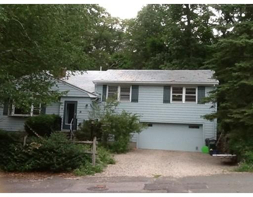 Частный односемейный дом для того Аренда на 33 Valley Road Arlington, Массачусетс 02476 Соединенные Штаты