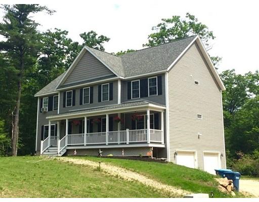 Maison unifamiliale pour l Vente à 22 Lafayette Road Templeton, Massachusetts 01468 États-Unis