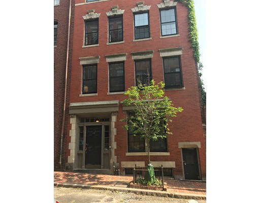 Single Family Home for Rent at 132 Myrtle Boston, Massachusetts 02114 United States