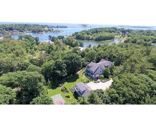 独户住宅 为 销售 在 66 Bridge Street 曼彻斯特, 马萨诸塞州 01944 美国
