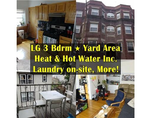 Casa Unifamiliar por un Alquiler en 36 Boulevard Terr Boston, Massachusetts 02134 Estados Unidos