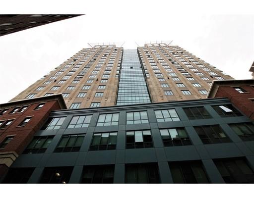 独户住宅 为 出租 在 1 Nassau Street 波士顿, 马萨诸塞州 02111 美国