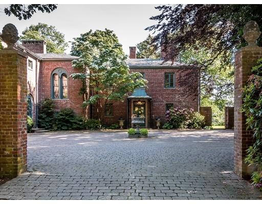 Maison unifamiliale pour l Vente à 275 Hale Street Beverly, Massachusetts 01915 États-Unis