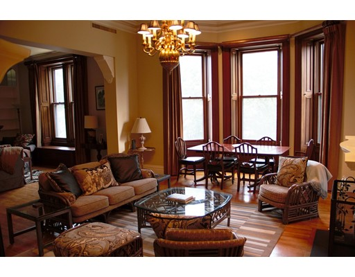 Single Family Home for Rent at 120 Commonwealth Avenue Boston, Massachusetts 02116 United States