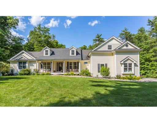 Maison unifamiliale pour l Vente à 6 Anderson Way Lakeville, Massachusetts 02347 États-Unis
