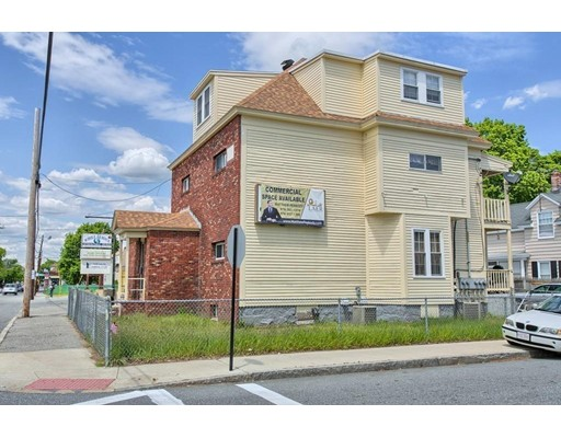 Multi-Family Home for Sale at 1332 Gorham Street Lowell, Massachusetts 01852 United States