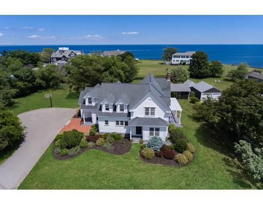 واحد منزل الأسرة للـ Sale في 160 Edward Foster Road 160 Edward Foster Road Scituate, Massachusetts 02066 United States