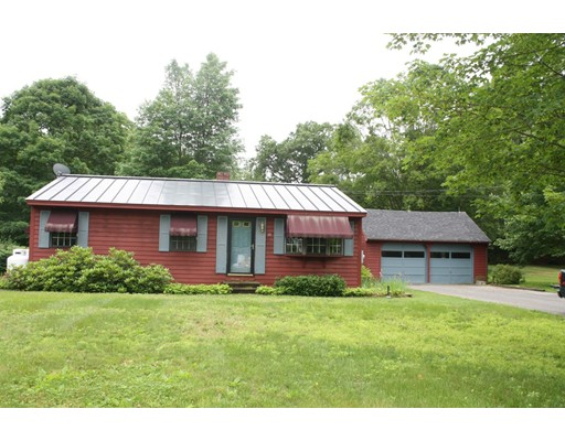 Single Family Home for Sale at 15 South Mountain Road Northfield, Massachusetts 01301 United States