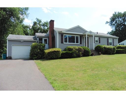 Частный односемейный дом для того Продажа на 128 Chestnut Street 128 Chestnut Street East Longmeadow, Массачусетс 01028 Соединенные Штаты