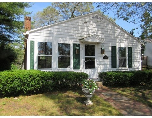 Single Family Home for Sale at 20 Wallace Point Road Bourne, Massachusetts 02532 United States
