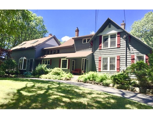 Single Family Home for Rent at 73 Hildreth Street Westford, Massachusetts 01886 United States