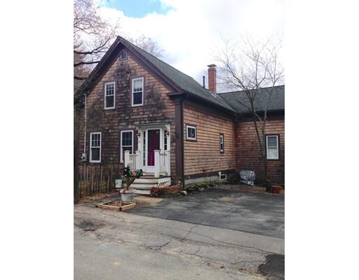 独户住宅 为 出租 在 25 Chestnut Street Groveland, 马萨诸塞州 01834 美国