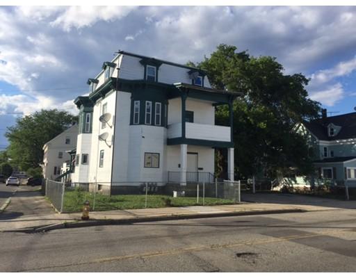 Многосемейный дом для того Продажа на 334 Andover Street Lawrence, Массачусетс 01843 Соединенные Штаты