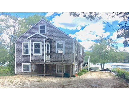 Single Family Home for Sale at 87 Agawam Lake Shore Drive Wareham, Massachusetts 02571 United States