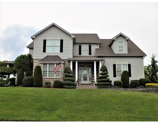 Single Family Home for Sale at 102 Anvil Street Agawam, Massachusetts 01030 United States