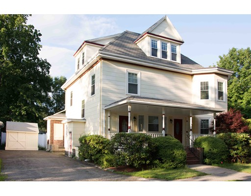Single Family Home for Rent at 7 Marion Street Winchester, Massachusetts 01890 United States