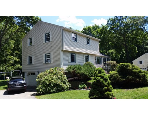 Single Family Home for Sale at 8 Plymouth Road Wakefield, Massachusetts 01880 United States