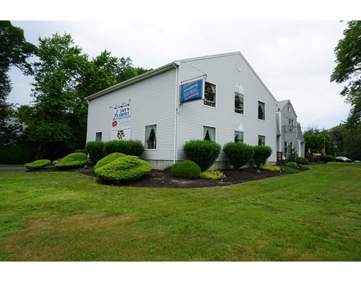 Commercial for Sale at 352 Main Street 352 Main Street Hanson, Massachusetts 02341 United States