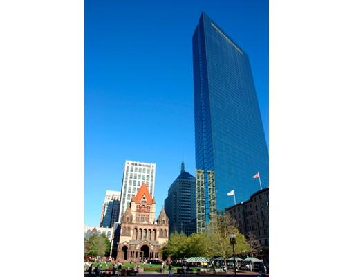 独户住宅 为 出租 在 1 Huntington Avenue 波士顿, 马萨诸塞州 02116 美国