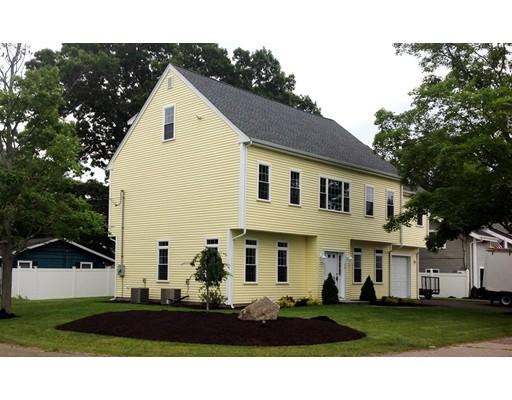 独户住宅 为 销售 在 58 Francine Road Braintree, 马萨诸塞州 02184 美国