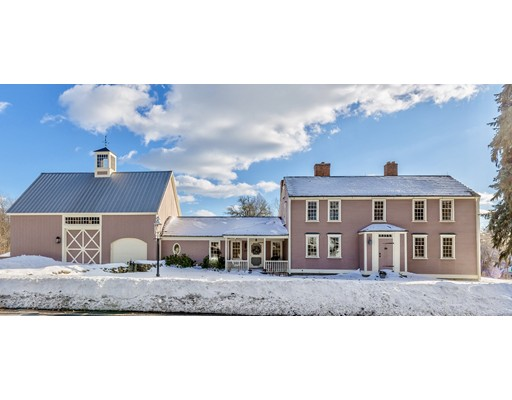 Single Family Home for Sale at 181 Main Street 181 Main Street Westford, Massachusetts 01886 United States