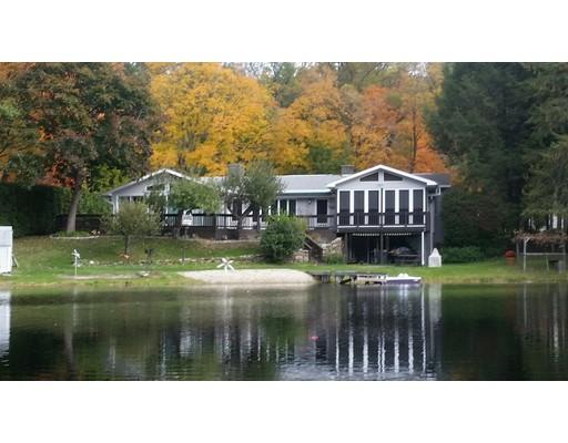 واحد منزل الأسرة للـ Sale في 119 Bogan Road Monson, Massachusetts 01057 United States