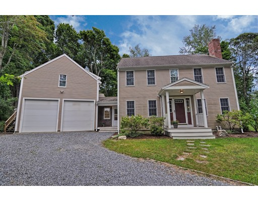 Single Family Home for Sale at 65 Log Cabin Road Eastham, Massachusetts 02642 United States