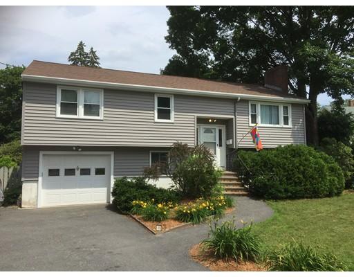 Частный односемейный дом для того Продажа на 1 Warner Street 1 Warner Street Hudson, Массачусетс 01749 Соединенные Штаты
