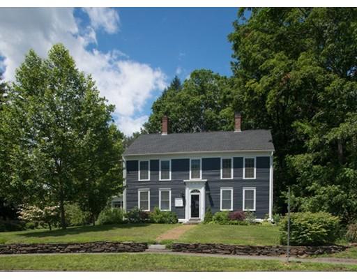 獨棟家庭住宅 為 出售 在 459 South Pleasant Street Amherst, 麻塞諸塞州 01002 美國