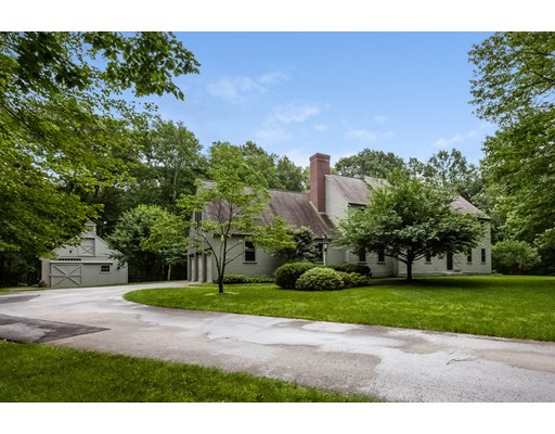 Single Family Home for Sale at 175 Tokatawan Spring Lane Boxborough, Massachusetts 01719 United States