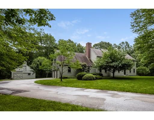 Частный односемейный дом для того Продажа на 175 Tokatawan Spring Lane Boxborough, Массачусетс 01719 Соединенные Штаты