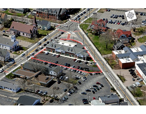 Commercial pour l Vente à 150 Emmons Street 150 Emmons Street Franklin, Massachusetts 02038 États-Unis