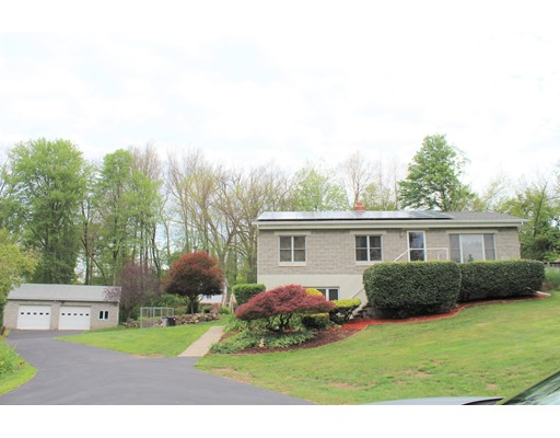 Single Family Home for Sale at 121 Wilbraham Road Monson, 01057 United States