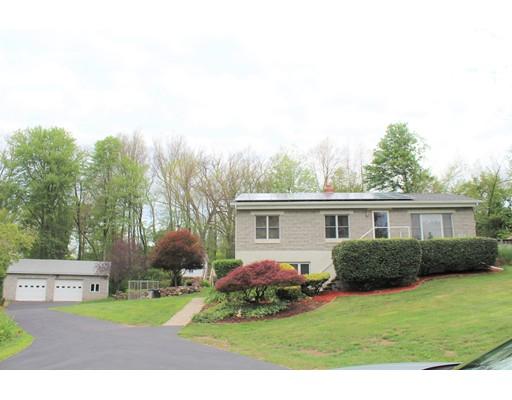 واحد منزل الأسرة للـ Sale في 121 Wilbraham Road 121 Wilbraham Road Monson, Massachusetts 01057 United States