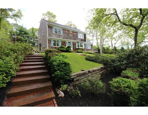 Maison unifamiliale pour l Vente à 33 Ridgewood Road Orleans, Massachusetts 02653 États-Unis