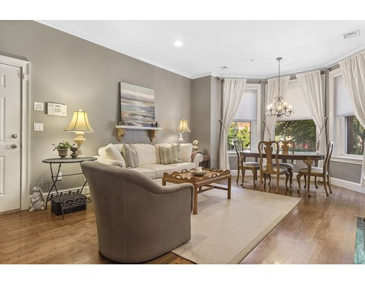 Single Family Home for Rent at 402 Marlborough Street Boston, Massachusetts 02115 United States
